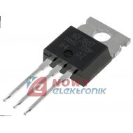 IRF2807PBF            Tranzystor 75V 82A 200W N-MOSFET TO-220