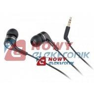 Słuchawki douszne K&M KMP08 Kruger&Matz wtyk:3,5mm