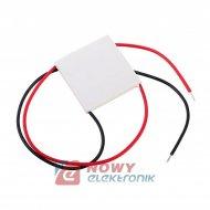 Termomoduł TEC101710 15x15 2V 10A Moduł Peltiera