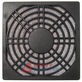 Osłona wentylatora 80x80mm plast z filterm NEPOWER