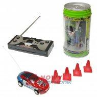 Samochód w puszce mini zdalnie sterowany RC - autko różne modele