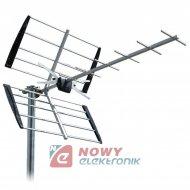 Antena TV DVB-T TELEVES TDT czar VHF/UHF C21-60 MRD 112143