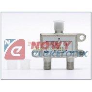 Spliter F*2 5-900Mhz + 3 wt.F