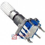 Impulsator - Encoder EC11-20 pio oś-6mm,l-12mm,20impulsów