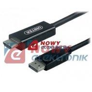 Kabel Displayport / HDMI wt.1,8m --k.83188 UNITEK Y-5118CA/przejście/adap