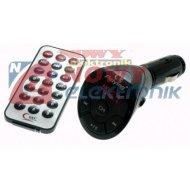 Transmiter FM (pilot,USB,JACK)