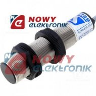 PCID-5RP Czujnik ind.10-30VDC 5mm.NC.PNP M18