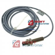 PCID-1,5ZPL40G40    Czujnik ind. 10-30VDC 1,5mm.NO.PNP M8 czoło wbudow.