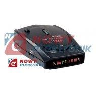Antyradar WHISTLER GT-130XiEURO Urządzenie Elektroniczne Detektor