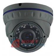 Kamera HD-UNIW. K30-2M-2812 FHD 2,1MPX 1080P 2,8-12mm DWDR IR30m grafit