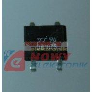Mostek prostowniczy DB107SMD 1A 1000V SMD R-5mm L-50