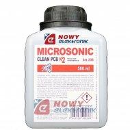 Płyn do myjek ultradzwiękowych Microsonic Clean PCB k2 500ml