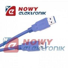 Kabel USB 3.0 Wt.A/wt.A 1,8m ICIDU