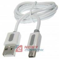 Kabel USB Wt.A-miniUSB B  1m ICIDU