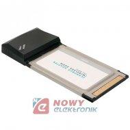 Karta PCMCIA sieci WiFi 802.11n 300Mbps ICIDU bezprzewodowa/radiowa