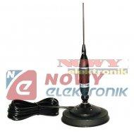 CB Antena OMEGA 27 H12 S  MAG.  MAG92mm Bat94cm