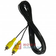 Kabel 1*RCA 5m ICIDU