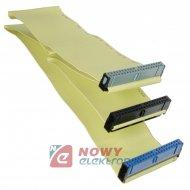 Kabel HDD ATA100/133 płaski 3k. dysków twardych ATA 60cm  ICIDU