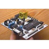 NE2009 Mikropr. centralka alarm, alarm zestaw zrób to sam
