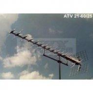 Antena TV ATV 21-60/25