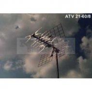 Antena TV ATV 21-60/8
