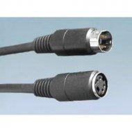 Kabel SVHS wt.-gn. 3m Przedłużacz