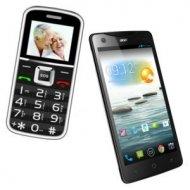 Telefony GSM i Smartfony