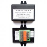 Przekaźnik Cyfral K-1 centrali Komutator