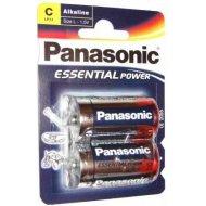 Bateria LR14 PANASONIC ESSENTIAL Alkaline