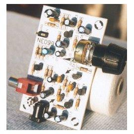NE099 Przedwzmacniacz mikrofonu i gitary zestaw