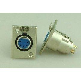 Gniazdo mikrof. 5 pin mont.