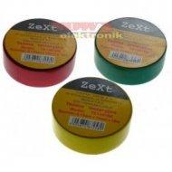 Taśma izolacyjna kolor 10 0,13x19x10 ZEXT