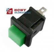 R18-27A-6 Przycisk zielony
