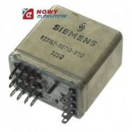 Przekaźnik V23162-B0719-B110 15VDC, 4-stykowy NO/NC