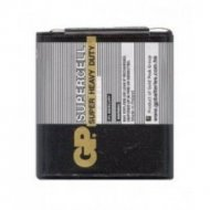 Bateria 3R12 GP SUPERCELL 4,5V POWERCELL