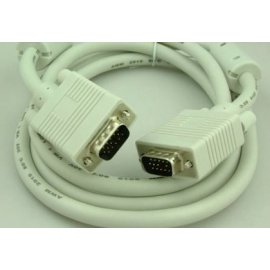 Kabel do mon. HDB15M/M 2,5m wt./wt. SVGA