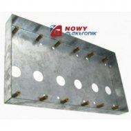 Panel Skrzynka do mont.cen. z 3 paneli - głęboka CYFRAL