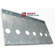 Panel Skrzynka do mont.cen. z.3 paneli - płytka CYFRAL