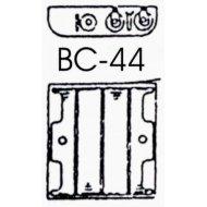 Koszyk baterii R3x4 BC44