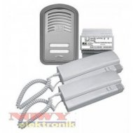 Zestaw domofonowy Z-2 2xTK6 ELFON