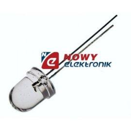 Dioda LED 10mm ULTRAFIOL LXL358 UV