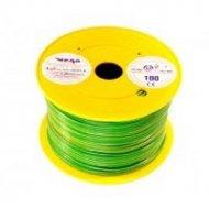 Przewód LGY 500V 0,35mm żółty- zielony