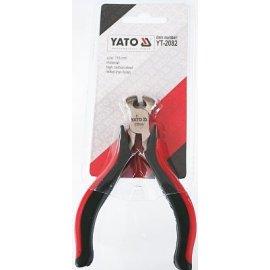 Szczypce 115 elektr.czołowe YATO