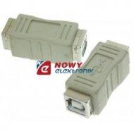 Przejście USB B-gn/B-gn Adaptor, łącznik