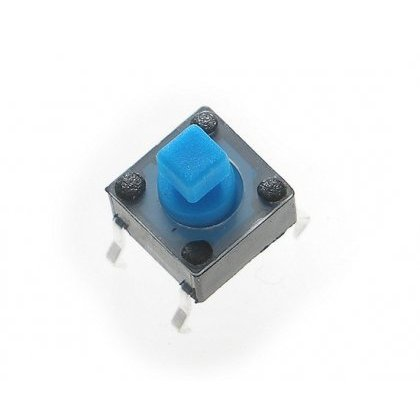 Mikroswitch INT-1102T 6x6 h-7,3