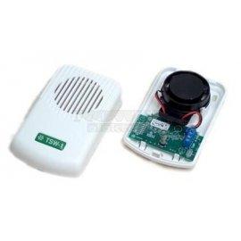 Sygnalizator TSW 1 wewnętrzny syrena, alarmowy uniwersalny do Satel