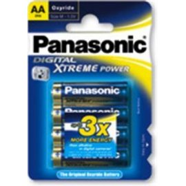 Bateria LR6 PANASONIC PRO Power ALKALINE /PRO POWER/