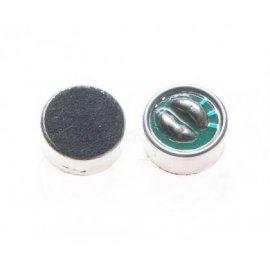 Mikrofon poj.KPCM28B 9.7x5.0mm 2,2kΩ nap.4,5V odpow:BCM-9750P,EM-9750P