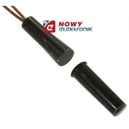 Kontaktron alarm. SD8621BR wp.śr.9.5 zas.25mm wpuszczany