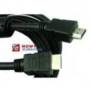 Kabel HDMI 1.8m z filtrem nikiel